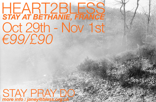Heart2bless oct09